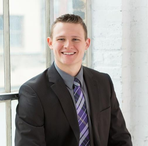Jacob Milton a Denver Office Real Estate Agent